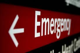 Emergency, in case of emergency