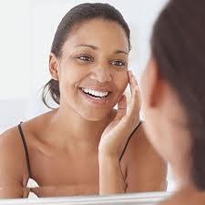value yourself, black woman mirror, look in mirror