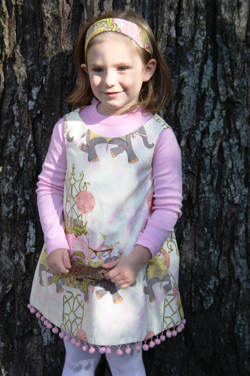 Messy Girl Dress, Lillibands, Lilliwear, video product review, girls dresses