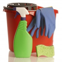 how to clean your house without using chemical, all-natural cleaning products