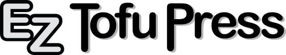 EZ Tofu Press Logo 3-2013