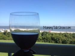 Wordless Wednesday, #WW, Georgia Red Wine, Georgia Beach, King and Prince Resort, King & Prince