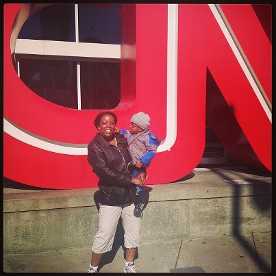 Mommy and Me Monday, CNN Center