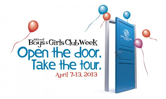 #BGCweek, local boys & girls club, boys & girls club, open the door, take the tour, National Boys & Girls Club Week