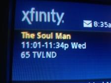 The Soul Man DVR