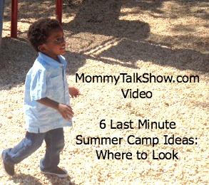 Last Minute Summer Camp Ide