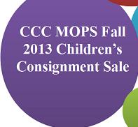 Fall 2013 Atlanta Kids Consignment Sales