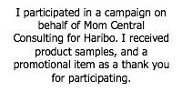 Mom Central Smurfs 2 Disclosure