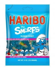 smurfs Gummi