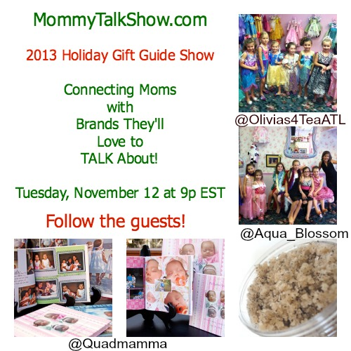 Live Webcast: 2013 Holiday Gift Guide Show Part 1