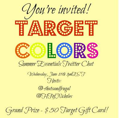 #TargetColors Twitter Party