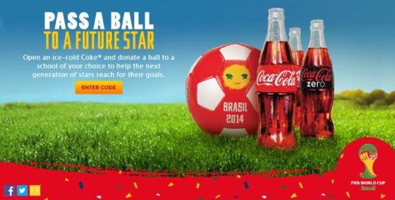 Create a Future Soccer Star with Coca-Cola & DaMarcus Beasley ~ MommyTalkShow.com