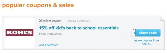 Back to School Savings with Groupon & Living Social ~ MommyTalkShow.com