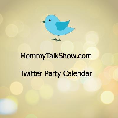 Twitter Party Calendar