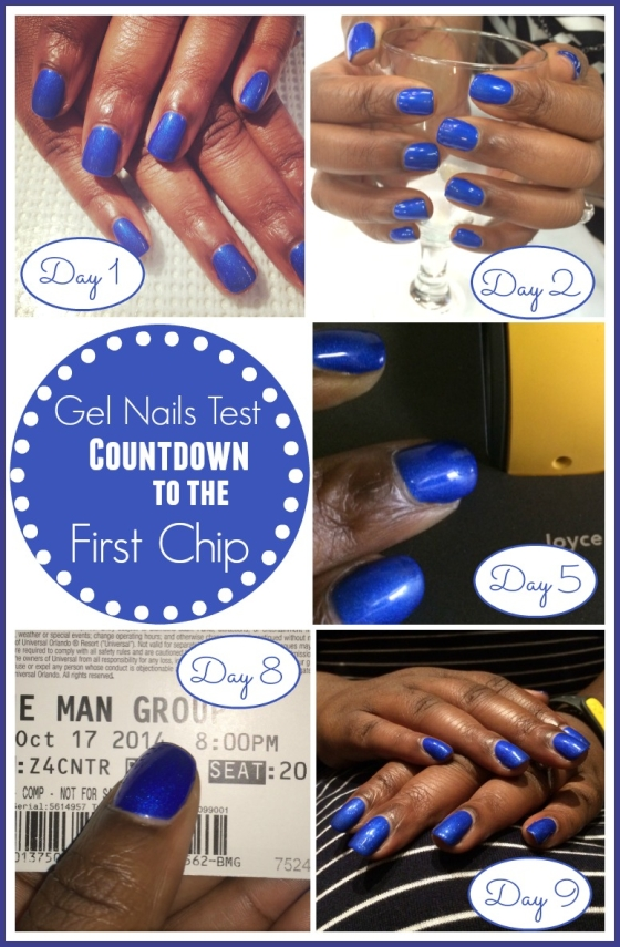 Gel Nails Test: Countdown to the First Chip
