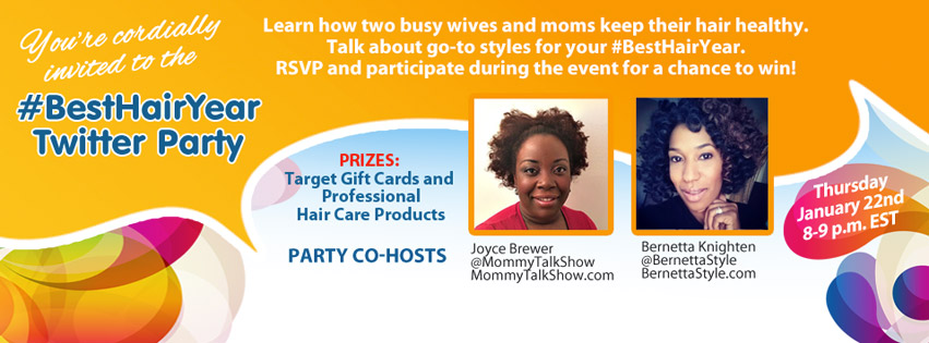 Best Hair Yet Twitter Party