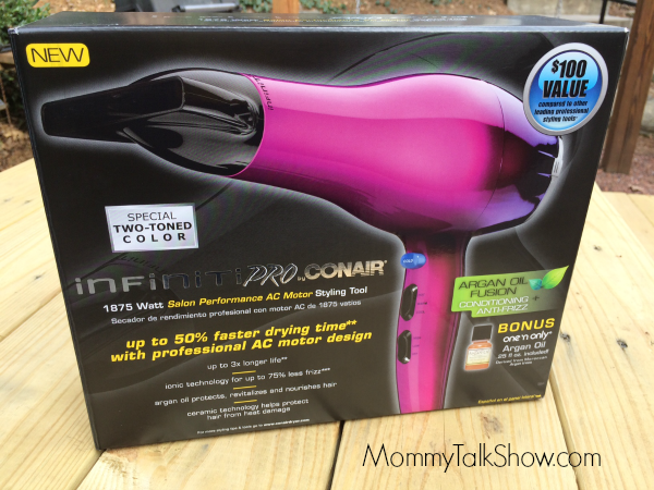 Win Infinito Pro Conair Dryer – Lucky March Hop Event ~ MommyTalkShow.com