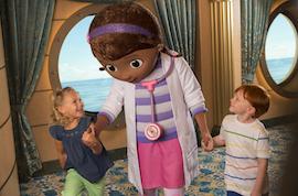 Doc McStuffins Disney Cruise