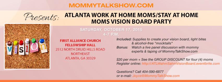 Atlanta Vision Board Party