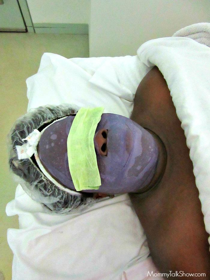 Bliss Spa Mask