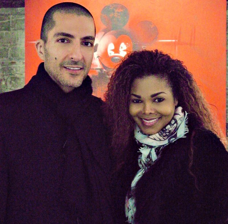 Janet Jackson Husband
