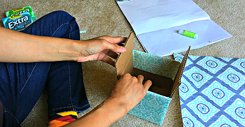 Mommy Moment Box Craft
