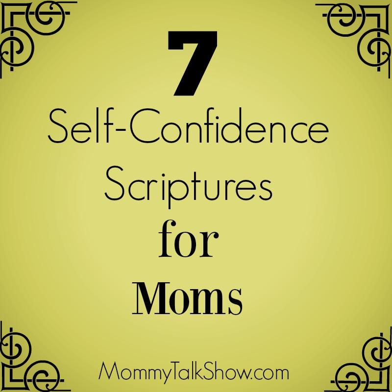 Self Confidence Scriptures