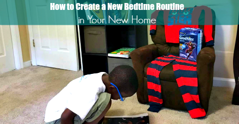 Create a New Bedtime Routine