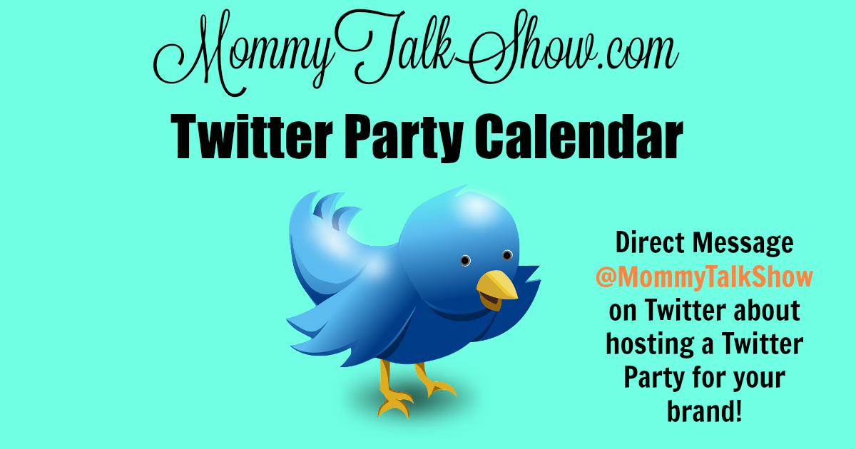 Facebook Twitter Party Image
