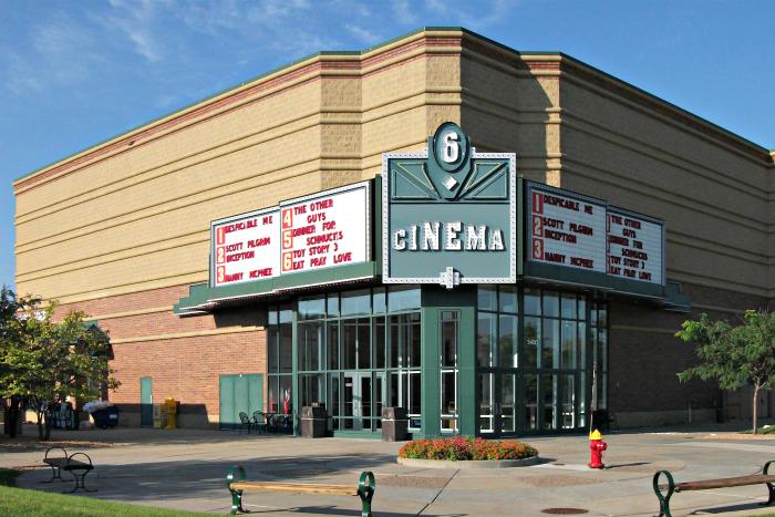Movie Discounts