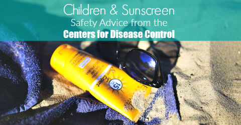 Featured Children and Sunscreen