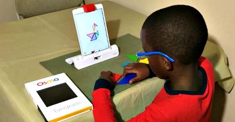 Featured Osmo iPad Game