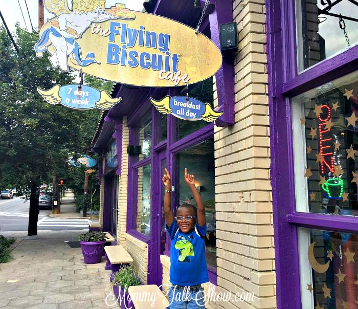Flying Biscuit Cafe Kids Eat Free