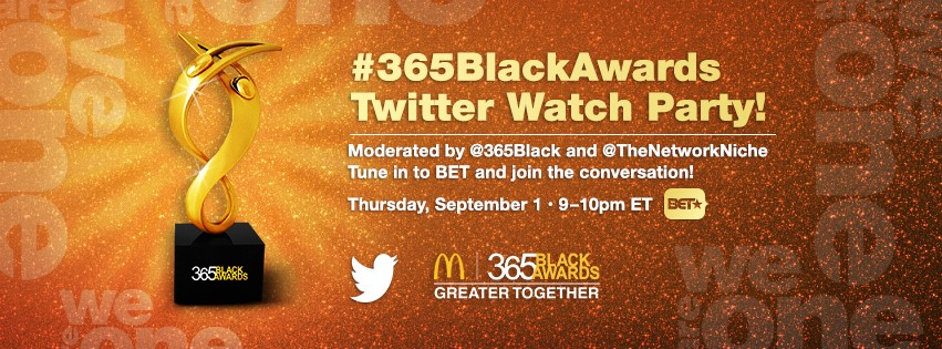 365 Black Watch Party