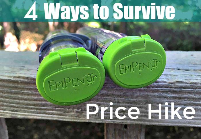 EpiPen Price Hike