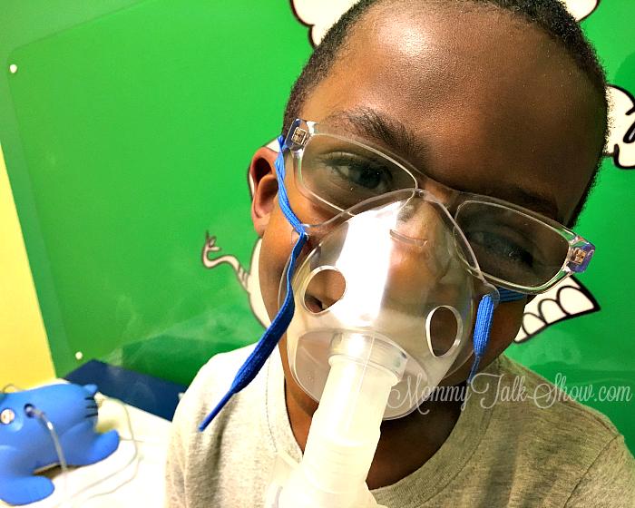 A.J. Asthma