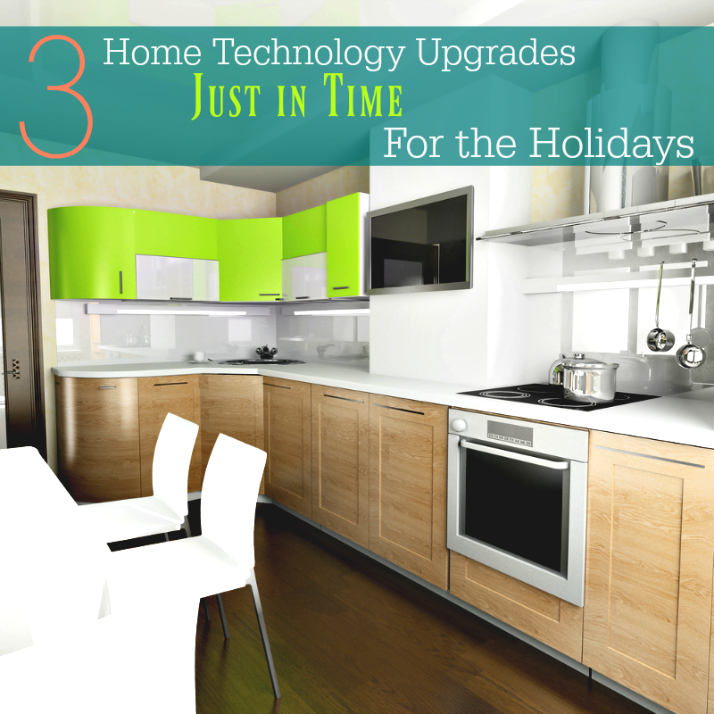 Home Technology Upgrades