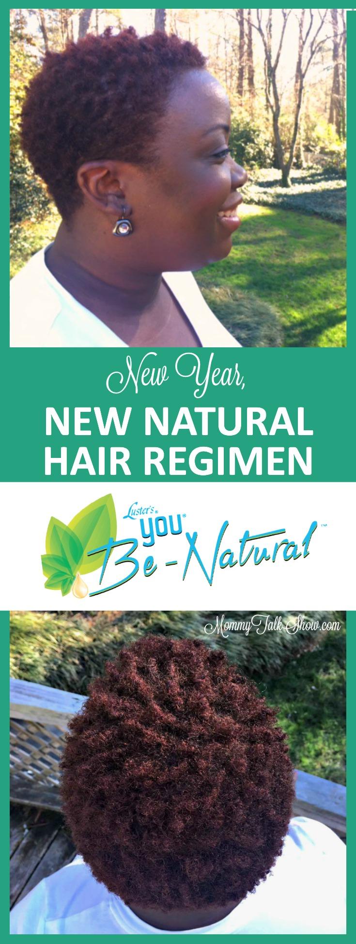 Natural Hair Regimen