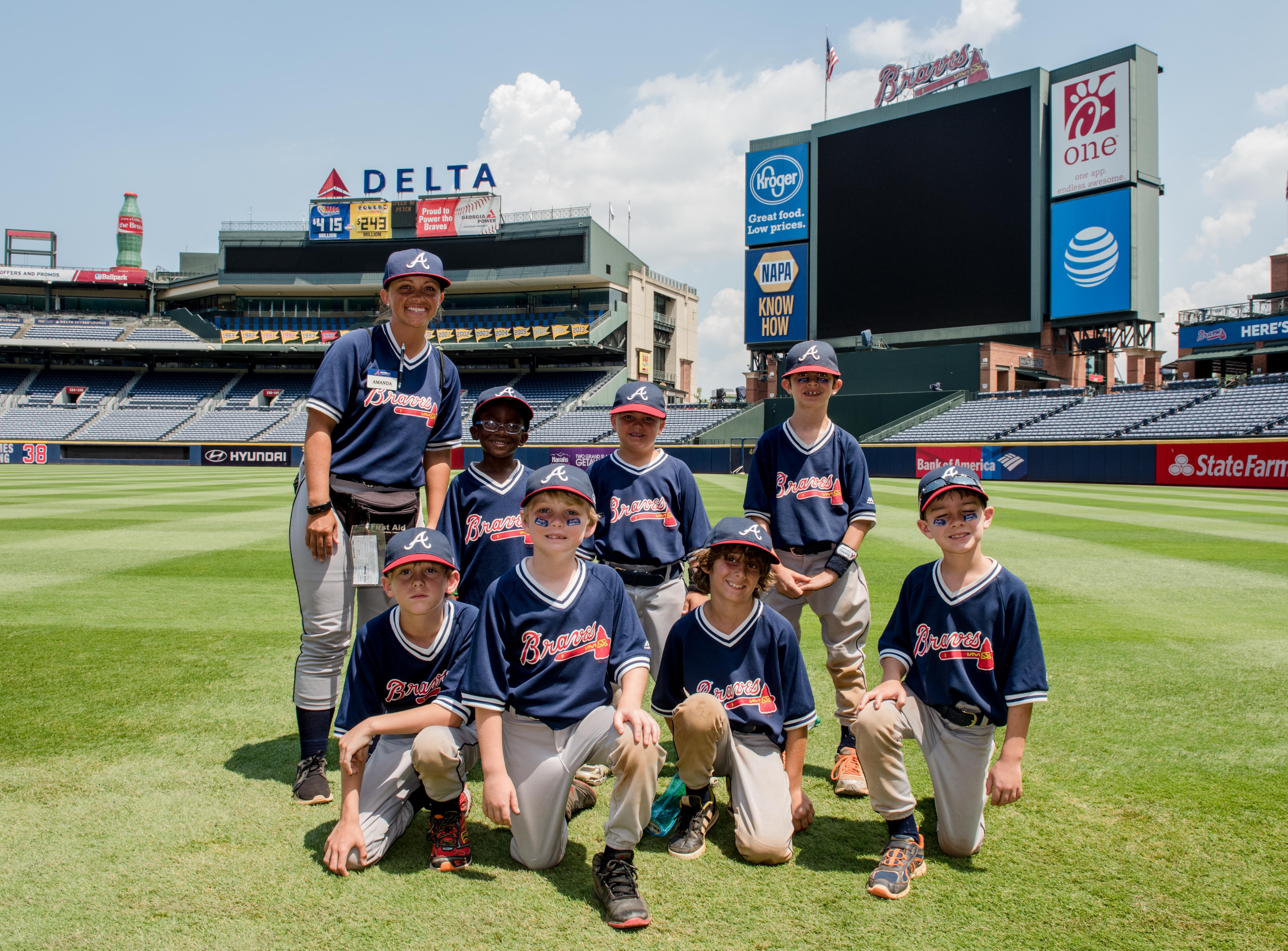 2017 Atlanta Braves Camp