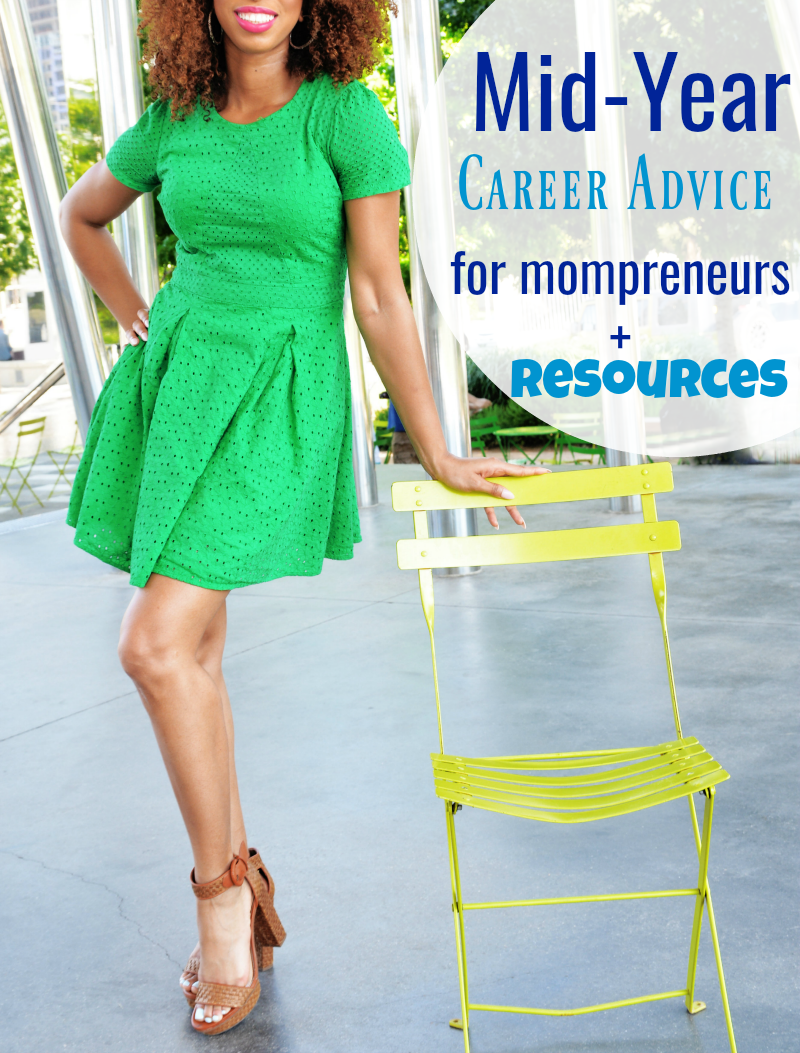 Mid-Year Career Advice for Mompreneurs