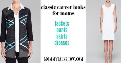 featured classic career looks for moms