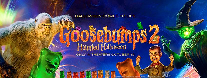 What's the Atlanta Connection to the #Goosebumps2Movie in Theaters October 12th?