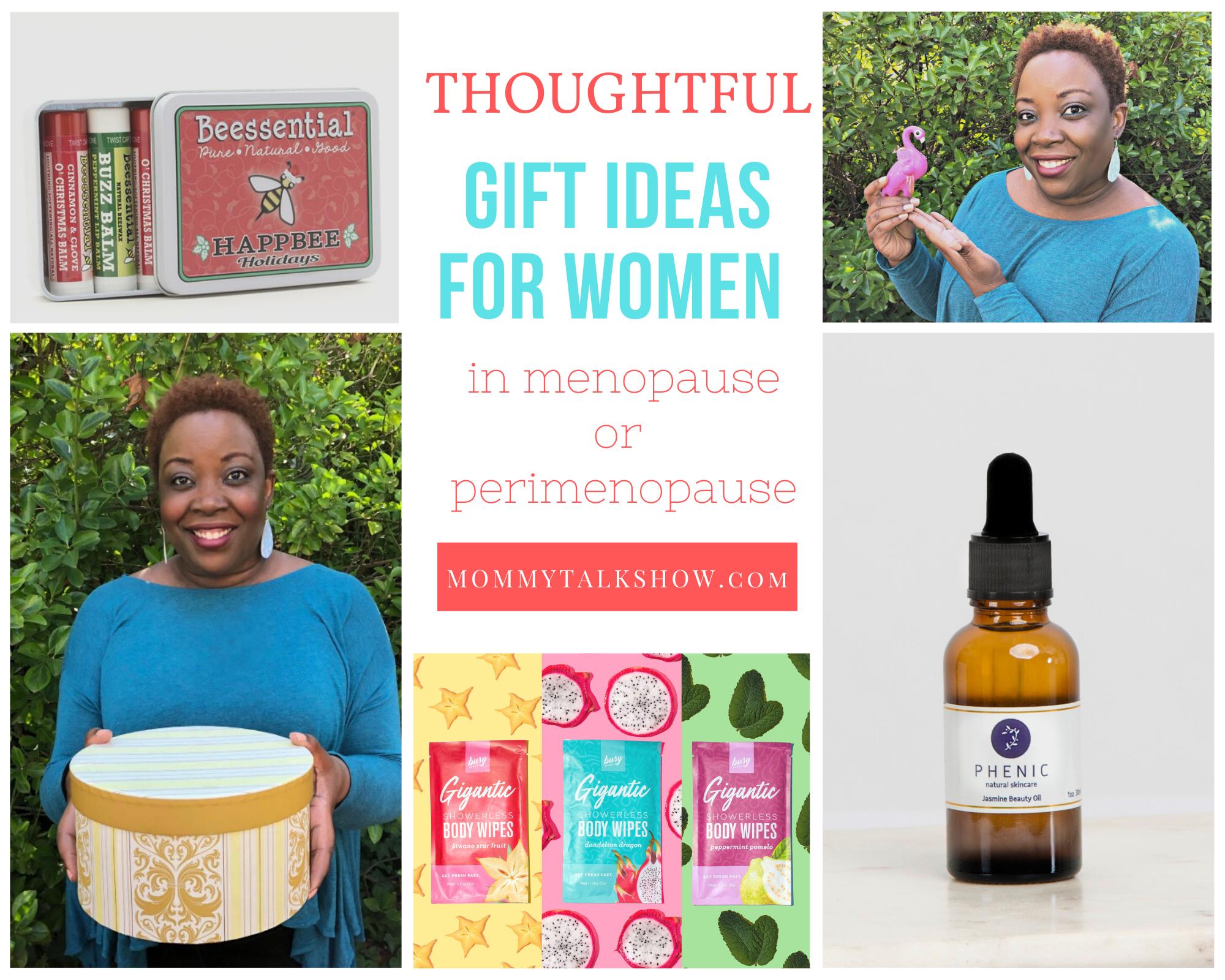[VIDEO] Thoughtful Perimenopause & Menopause Gift Ideas
