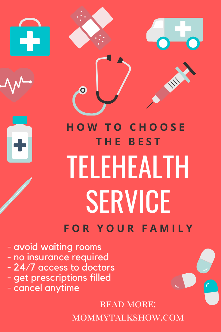 How to Choose the Best Telehealth Service for Your Family