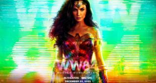 Wonder Woman 1984 Poster featuring Gal Gadot
