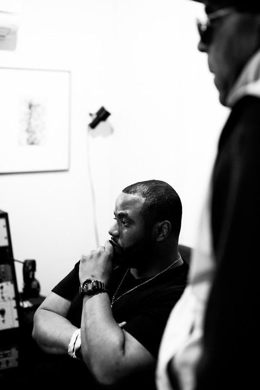At Tedesco Studios, Paramus, NJ