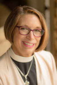 The Rev. Elisa Harres,