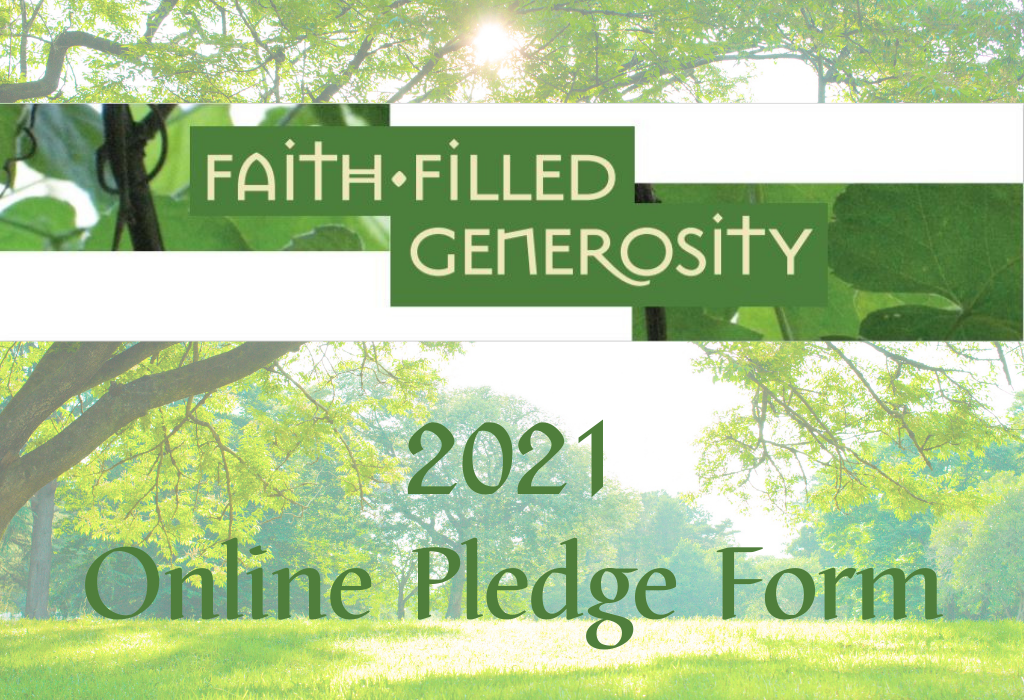 Click Here for Online Pledge Form