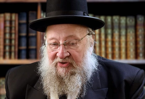 Rabbi Zalman Deutscher