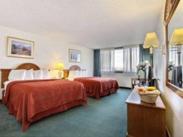 Central Denver Hotel – Smoking rooms